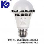 Lampu Bohlam Led Sensor 7 Watt