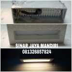 Lampu Tangga Led 3 Watt Segi Minimalis Outdoor