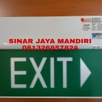 Lampu Emergency Exit Maxspid