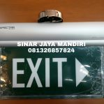 Lampu Exit Emergency Spectra
