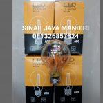 Lampu Filament Edison 4 Watt Bulat