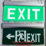 Lampu Emergency Exit