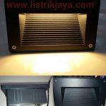 Lampu Tangga Led 3 Watt Minimalis Body Hitam