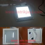 Downlight Led Kaca 16 Watt Segi