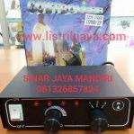 Controller Lampu Selang 3 Jalur Dan Running Belt 1500 Watt