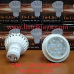 Lampu Led GU10 6 Watt IN-LITE