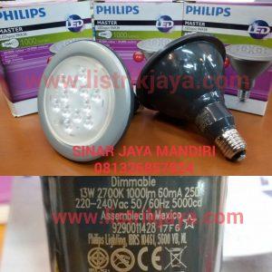 Lampu Par 38 Led Spot 13 Watt Philips Dimmable