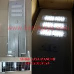 Lampu Jalan PJU Led 40 Watt Solar Cell ESINJELOR
