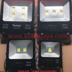 Lampu Sorot Led Yestar Chip Bridgelux Waterproof IP67