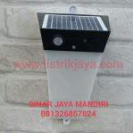 Lampu Led Dinding Solar Panel Trapesium ESL-32