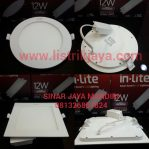 Lampu Downlight Led Panel In-Lite
