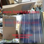 Lampu Jalan Mini PJU Led 15W Solar Cell