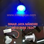Downlight Mini Led 1W Biru