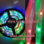 Lampu Led Selang RGB Dimmer AC 220V
