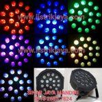 Lampu Panggung 18 Mata Fullcolor Led RGB