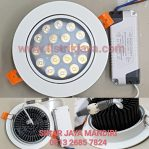 Downlight Led Spot 18 Mata