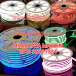 Lampu Neon Flexible Led