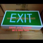 Lampu Exit Outbow Led