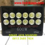 Lampu Sorot 600W Led