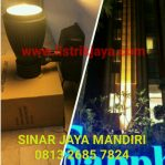 Lampu Sorot LED 50W Spot Light Gedung