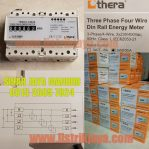 Kwh Meter Thera Analog TEM021-C85G0