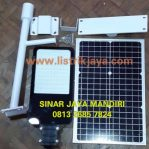 Lampu Led Jalan Solar Panel 50W SMD
