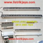 Lampu Led Wall Washer RGB Putih Dan Warmwhite
