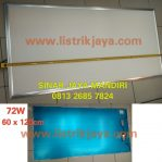 Panel Led 60 x 120cm 72 Watt