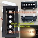Downlight Segi 5 Mata Led Chip Osram 10 Watt