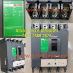 MCCB Schneider EasyPact CVS630F