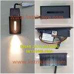 Lampu Tangga Led Step Light 2W Cahaya Spot V
