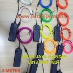 Lampu Flexible Elwire Led 3 Meter