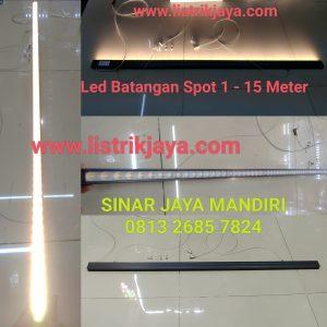 Lampu Gantung Spot Light led Batangan 1,2 Meter