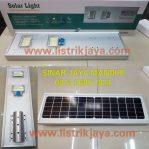 Lampu PJU Led 100 Watt Solarcell Tenaga Surya