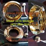 Kap Lampu MR16 Gold
