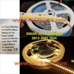 Strip Led 2835 240 Lampu 24 Watt