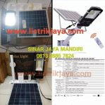 Paket PJU Led 70 Watt Solarcell