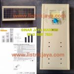 Lampu PJU Led 50W Solar All In One