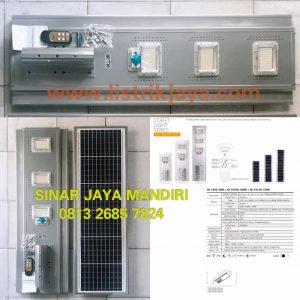 Lampu PJU Led 150W Solarcell All In One Myth