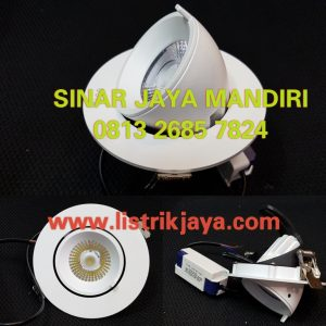 Downlight Keong Adjustable Led 12W COB