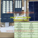 Lampu Jalan Led Solar Hilios 100W SMD Two In One