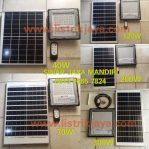Lampu Sorot Led Solarcell 300W Two in One