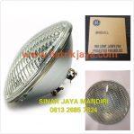 Lampu Kolam GE 300W 12V Par56 WFL
