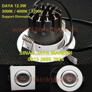 Downlight Led 12,3W Ledvance Osram