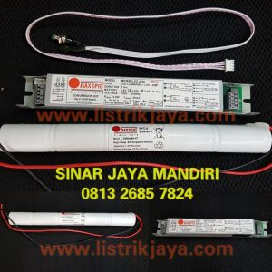 Baterai Powerpack Emergency Led Maxspid MEM/M/LED MINI