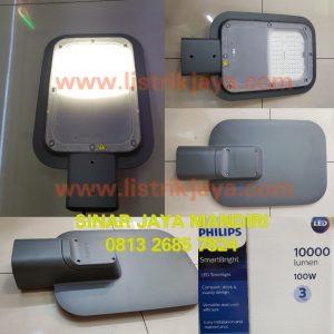 Lampu Jalan Led Philips 100W BRP 131