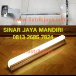Lampu Wastafel Led 14W Stainless