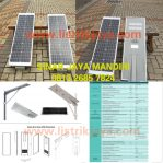 Lampu Jalan Solar All In One Philips 40W