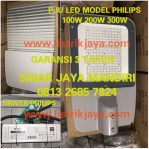 Lampu Jalan Led Model Philips 150W 200W 300W