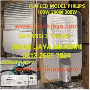 Lampu Jalan Led Model Philips 150W 200W 300W